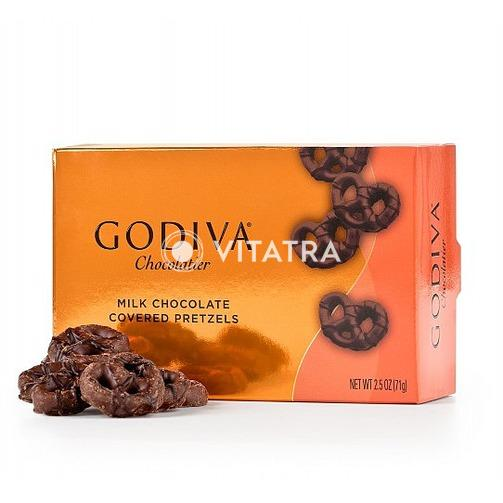 고디바 밀크 초콜렛 프레츨(2.5 oz)