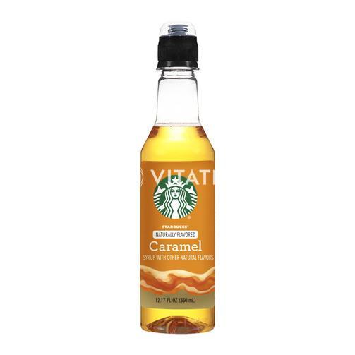 스타벅스 달콤한 카라멜 시럽, 360ml