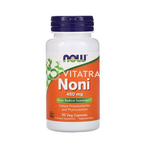 나우푸드 면역력 증진에 슈퍼 과일 노니 450mg, 90베지캡슐