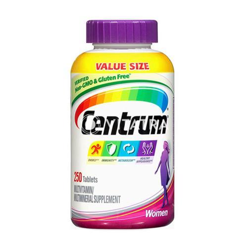 센트룸 여성용 멀티비타민, 250정